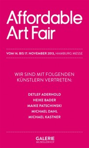 Affordable Art Fair 2013